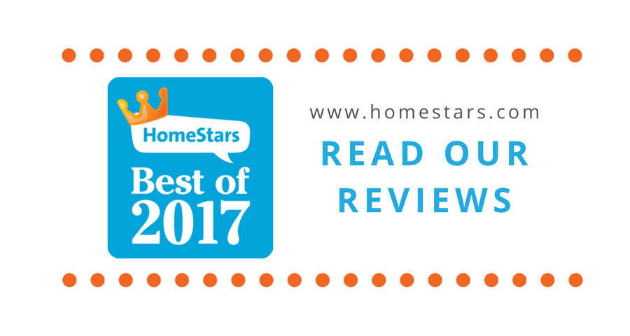 HomeStars Best of 2017 Slide